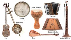 Azeri-instruments